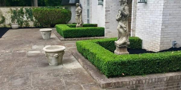 Iden Design - Landscaping @ OSU House